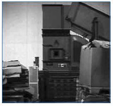 Figure 4. Automatic conveyor-fed baler.