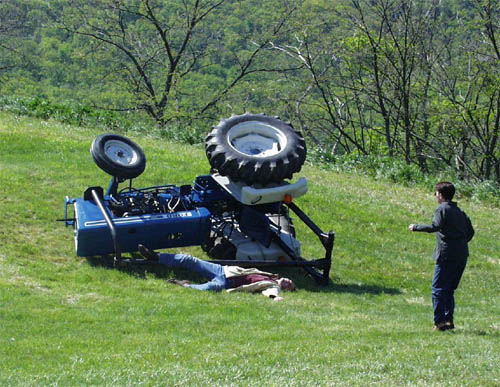 Farm Tractor Pto Accidents : National ag safety database