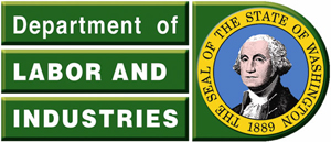 logo for department of labor
