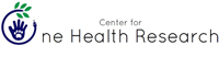 Center for One Health Research logo