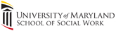 University of Maryland school of social work icon