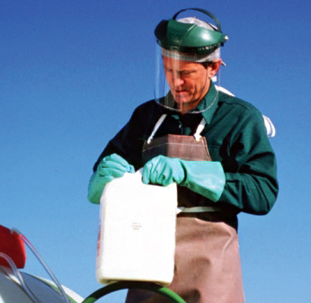 Nasd Oregon Osha Pesticide Use And Your Personal