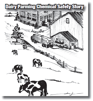 Dairy Farming Chemical Safety Story