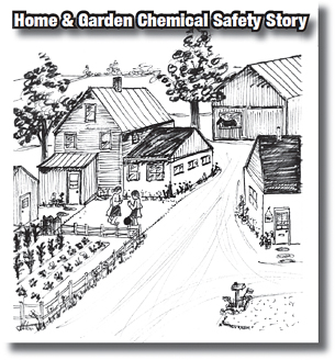Home and Garden Chemical Safety Story
