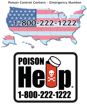 help line for poison