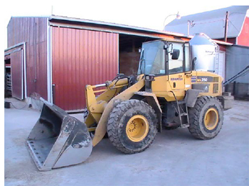 Figure 6. Front end loader involved in incident.